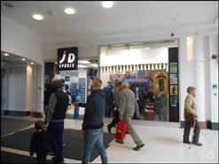 7,926 SF Shopping Centre Unit for Rent  |  Unit 309, Intu Victoria, Nottingham, NG1 3QE