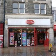 1,439 SF High Street Shop for Rent  |  103 High Street, Kirkcaldy, KY1 1LW
