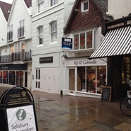 527 SF High Street Shop for Sale  |  3 Fish Row, Salisbury, SP1 1EX