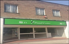 1,446 SF High Street Shop for Rent  |  23 Queensway, Crewe, CW1 2HH