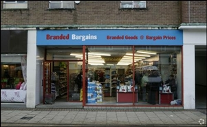1,595 SF High Street Shop for Rent  |  19 Queensway, Crewe, CW1 2HH