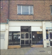789 SF High Street Shop for Rent  |  36 Victoria Street, Crewe, CW1 2JE