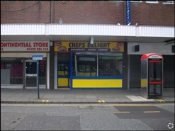 688 SF Shopping Centre Unit for Rent  |  Priory Shopping Centre, Dartford, DA1 2HR