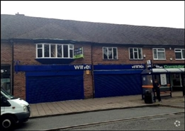 2,500 SF High Street Shop for Rent  |  92 - 94 Whitehouse Common Road, Sutton Coldfield, B75 6HD