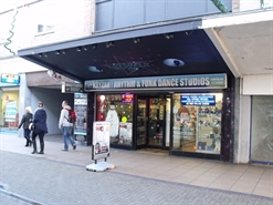1,087 SF High Street Shop for Rent  |  1 Market Pavement, Basildon, SS14 1DD