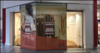 1,799 SF Shopping Centre Unit for Rent  |  Unit 11, St Johns Shopping Centre, Perth, PH1 5UB