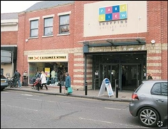 1,809 SF Shopping Centre Unit for Rent  |  Unit 1, Park View Shopping Centre, Whitley Bay, NE26 1DG
