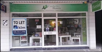 611 SF Shopping Centre Unit for Rent | The Mall, Camberley, GU15 3SP