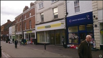 2,538 SF High Street Shop for Rent  |  32 High Street, Stone, ST15 8AW