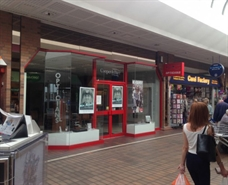 1,306 SF Shopping Centre Unit for Rent  |  Unit 12, Parkway Shopping Centre, Coulby Newham, TS8 0TJ