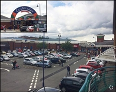 6,856 SF Retail Park Unit for Rent  |  Unit H2, Warrington, WA1 2QQ