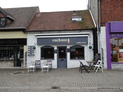 300 SF High Street Shop for Rent  |  3 Pound Lane, Christchurch, BH23 1DF