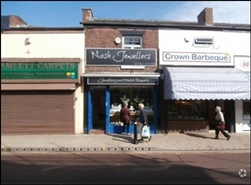 316 SF High Street Shop for Rent  |  87 Market Street, Atherton, M46 0DA