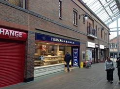 1,182 SF Shopping Centre Unit for Rent  |  Unit 35 Carlton Lanes Shopping Centre, Castleford, WF10 1AD