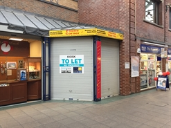 120 SF Shopping Centre Unit for Rent  |  Kiosk 7 Carlton Lanes Shopping Centre, Castleford, WF10 1BG