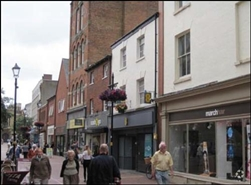 1,168 SF High Street Shop for Sale  |  40 - 41 High Street, Rugby, CV21 3BW