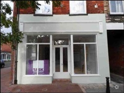951 SF High Street Shop for Sale  |  58 High Street, Poole, BH15 1DA
