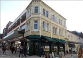 470 SF High Street Shop for Rent  |  24 Fishergate, Preston, PR1 3NN