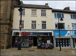 750 SF High Street Shop for Rent  |  2 - 4 Gillygate, Pontefract, WF8 1PQ