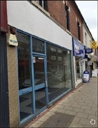 708 SF High Street Shop for Rent  |  107 High Street, Birmingham, B23 6SA