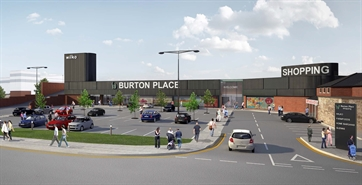 1,384 SF Shopping Centre Unit for Rent  |  Unit 7, Burton Place Shopping Centre, Burton Upon Trent, DE14 1BU