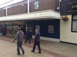 761 SF Shopping Centre Unit for Rent  |  50 Church Street, Eccles, M30 0EA