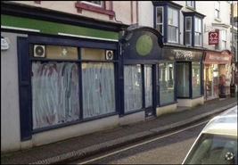 1,065 SF High Street Shop for Rent  |  37 - 39 Meneage Street, Helston, TR13 8RB