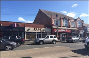 1,807 SF High Street Shop for Rent  |  44 Station Road, Deeside, CH5 1SX