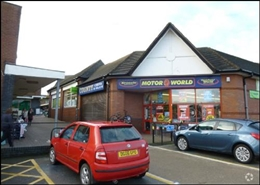 1,079 SF High Street Shop for Rent  |  25 The Maltings, Uttoxeter, ST14 7LN