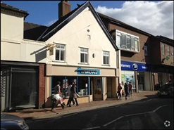 5,114 SF High Street Shop for Sale  |  3 Church Street, Oswestry, SY11 2SU