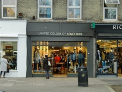 1,140 SF High Street Shop  |  206 Chiswick High Road, Chiswick, W4 1PD