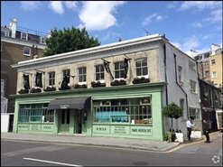 1,057 SF High Street Shop for Rent  |  35 - 36 Thurloe Place, London, SW7 2HP