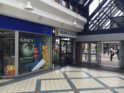 1,340 SF Shopping Centre Unit for Rent  |  Unit 9, Keel Row Shopping Centre, Blyth, NE24 1AH