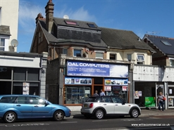 423 SF High Street Shop for Sale  |  732 Christchurch Road, Bournemouth, BH7 6BZ