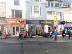 715 SF High Street Shop for Rent  |  40 Western Road, Brighton, BN1 2EB