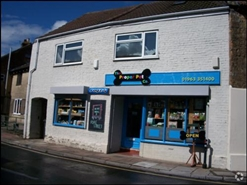 350 SF High Street Shop for Rent  |  Feature Stone, Castle Cary, BA7 7BU