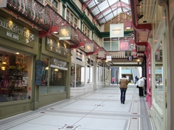 293 SF Shopping Centre Unit for Rent  |  22 Queens Arcade, Leeds, LS1 6LF