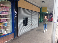682 SF Shopping Centre Unit for Rent  |  Unit G, Stockport Road, Longsight, M13 0WG