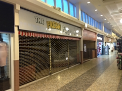1,034 SF Shopping Centre Unit for Rent  |  12 Royalty Mall, Morecambe, LA4 5DH