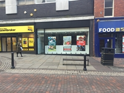 1,832 SF Shopping Centre Unit for Rent  |  3 Friargate, Preston, PR1 2TU
