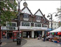 1,230 SF Shopping Centre Unit for Rent  |  Unit 39, Treaty Centre, Hounslow, TW3 1ES