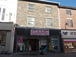 1,315 SF High Street Shop for Rent  |  25 Great Darkgate Street, Aberystwyth, SY23 1DE