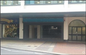 2,089 SF High Street Shop for Rent  |  10 Priory Queensway, Birmingham, B4 6BS