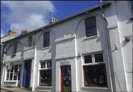 643 SF High Street Shop for Sale  |  60 Adelaide Street, Penzance, TR18 2ES