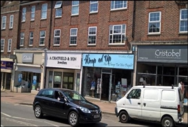 648 SF High Street Shop for Rent  |  41 High Street, Uckfield, TN22 1AJ