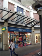 2,114 SF Shopping Centre Unit for Rent   12 - 14 The Parade, Swindon, SN1 1BB