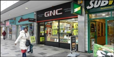 1,184 SF Shopping Centre Unit for Rent  |  Unit 2, The Observatory Shopping Centre, Slough, SL1 1LS