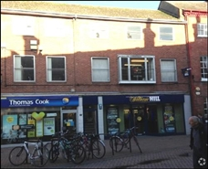 719 SF High Street Shop for Rent  |  4 St Peters Street, Hereford, HR1 2LA