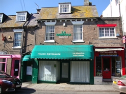 1,177 SF High Street Shop for Rent  |  30 Trinity Street, Dorchester, DT1 1TT
