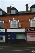 414 SF High Street Shop for Rent  |  104 Evesham Road, Redditch, B97 5ES